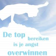 E-book: De Top Bereiken Is Je Angst Overwinnen
