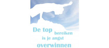 E-book: De Top Bereiken Is Je Angst Overwinnen