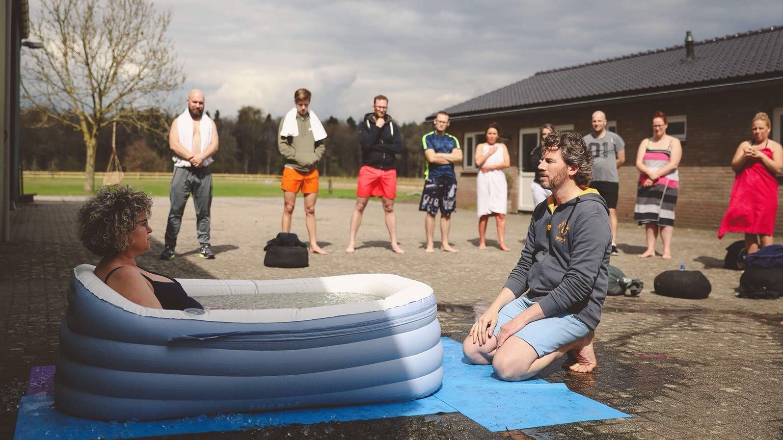 Image 13 of 15 - Experience the Wim Hof Method to get an impression of  at