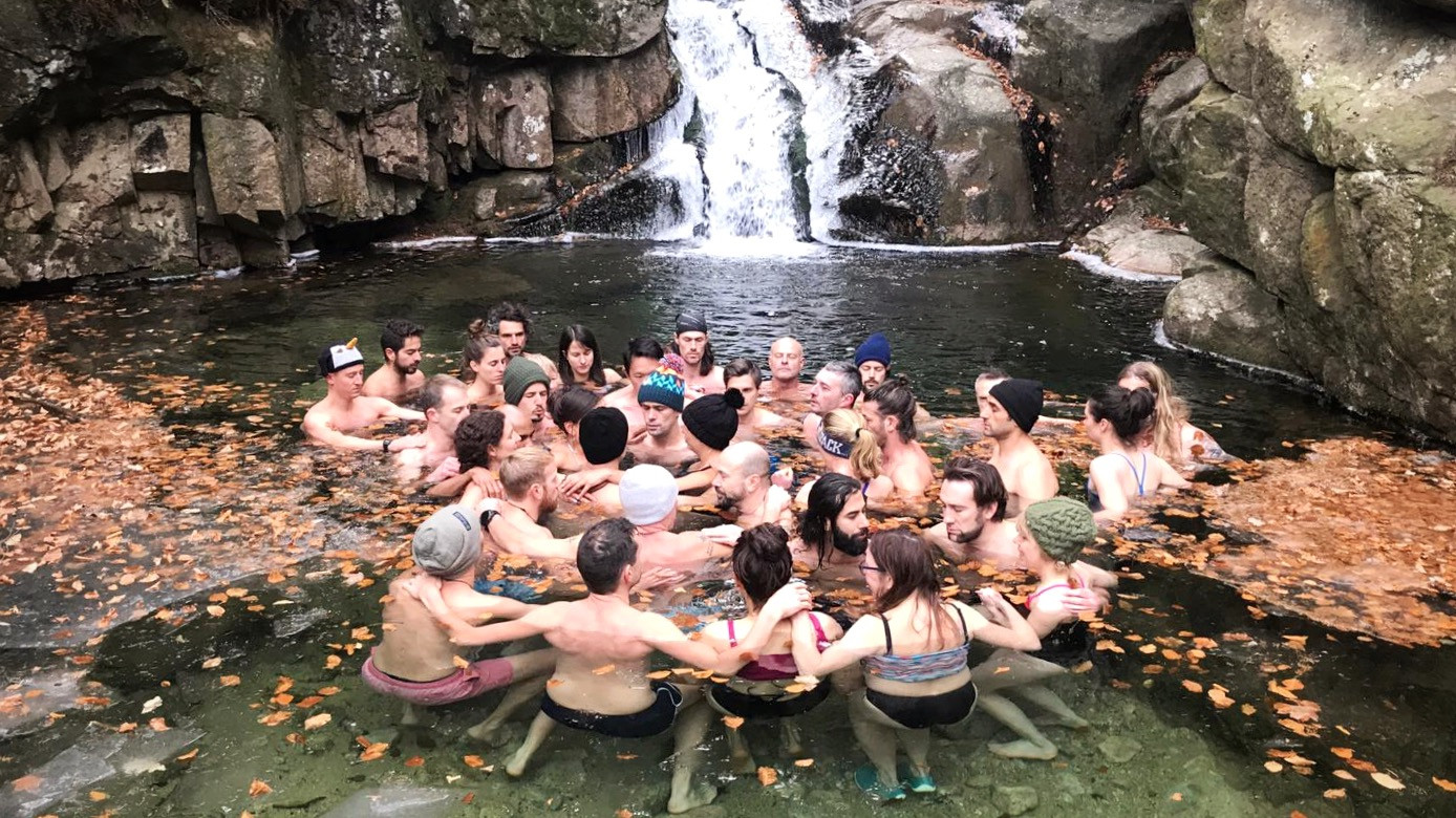 Image 1 of 12 - Experience the Wim Hof Method to get an impression of  at