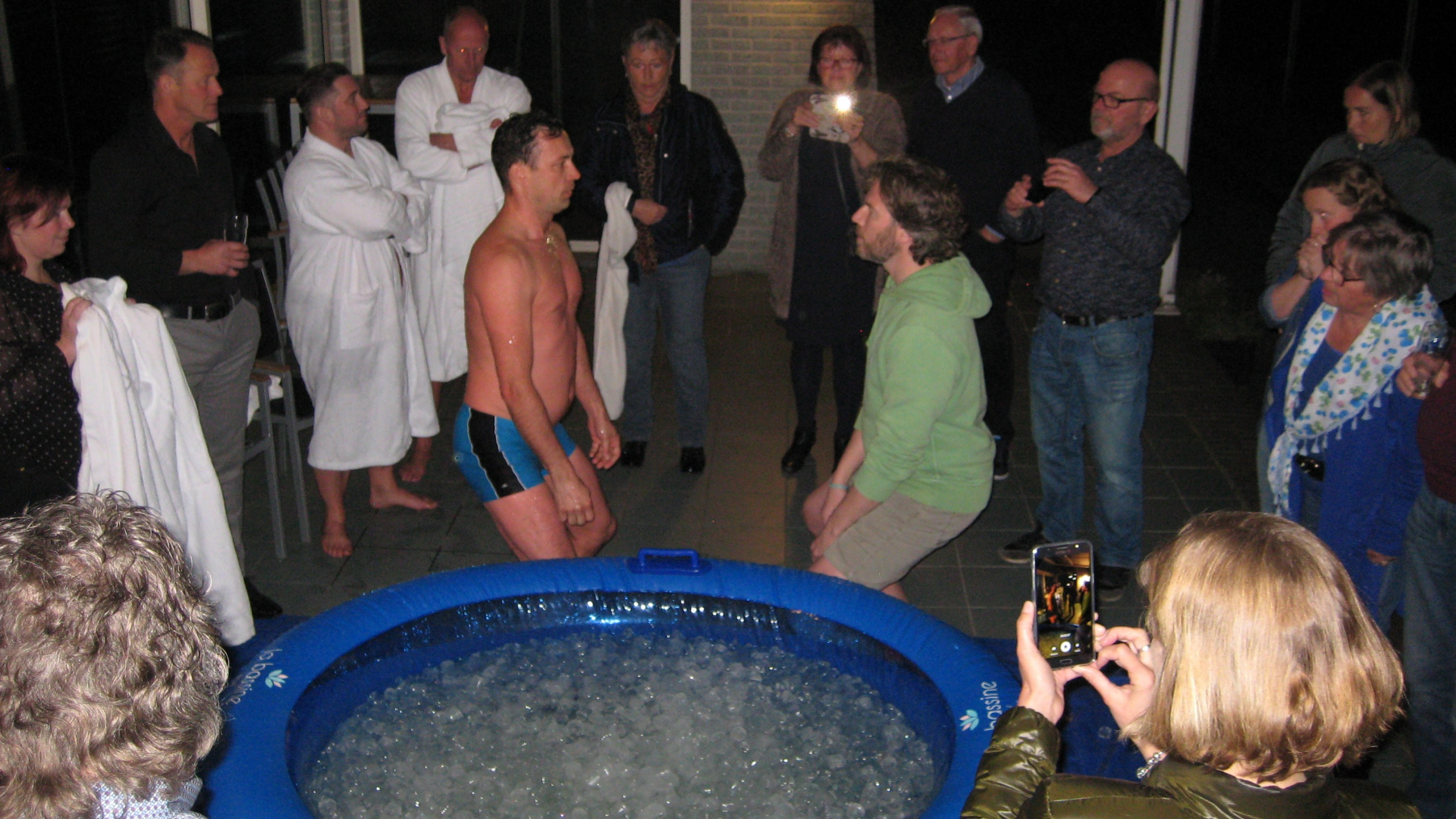 Image 6 of 15 - Experience the Wim Hof Method to get an impression of  at