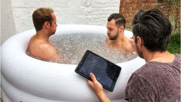 Image 4 of 10 - Experience the Wim Hof Method to get an impression of  at