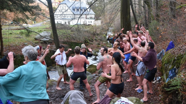 Image 11 of 23 - Experience the Wim Hof Method to get an impression of  at