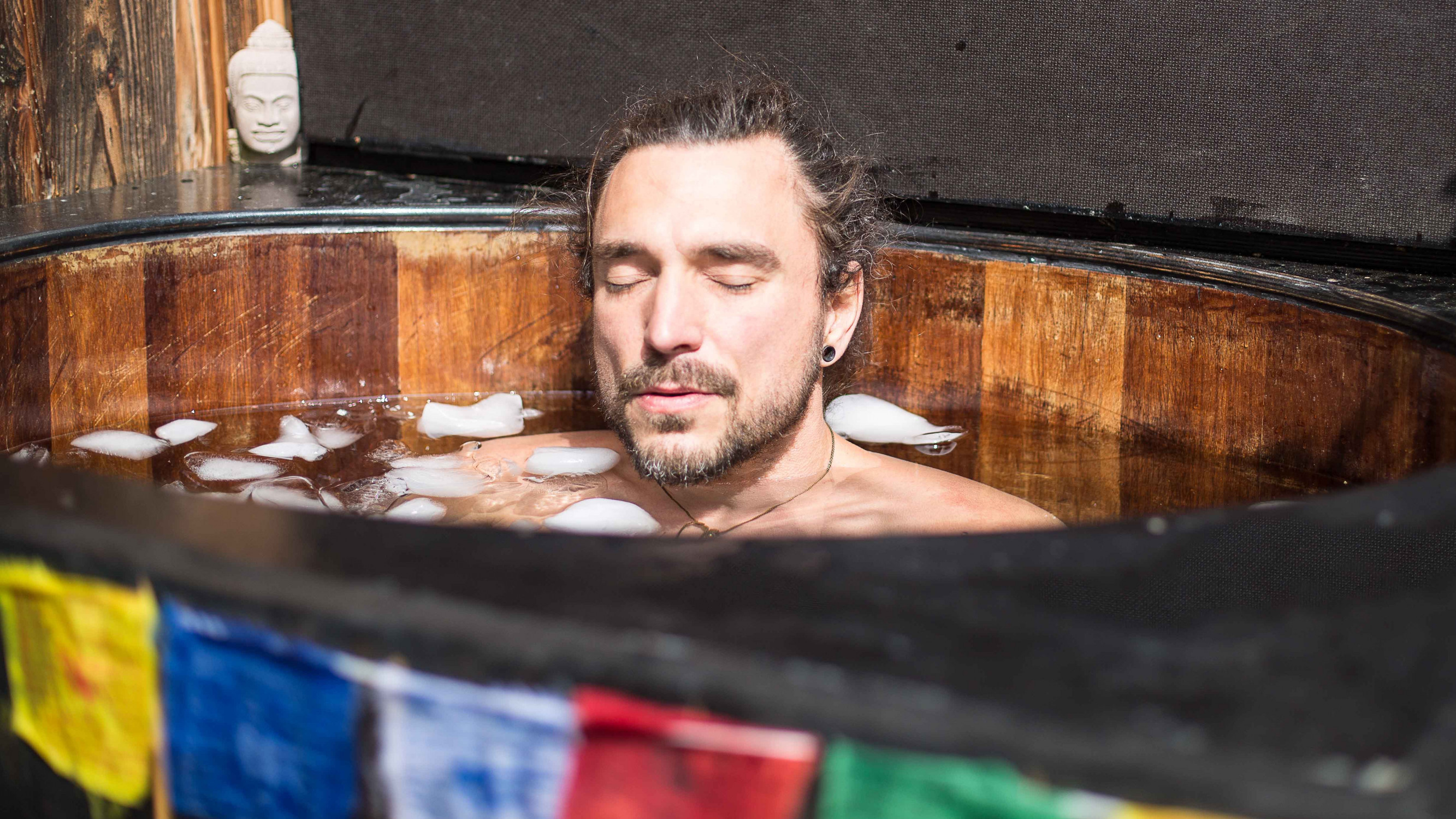 Image 3 of 7 - Experience the Wim Hof Method to get an impression of  at