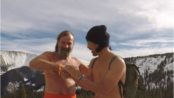 Image 8 of 14 - Experience the Wim Hof Method to get an impression of  at