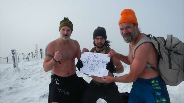 Image 2 of 17 - Experience the Wim Hof Method to get an impression of  at