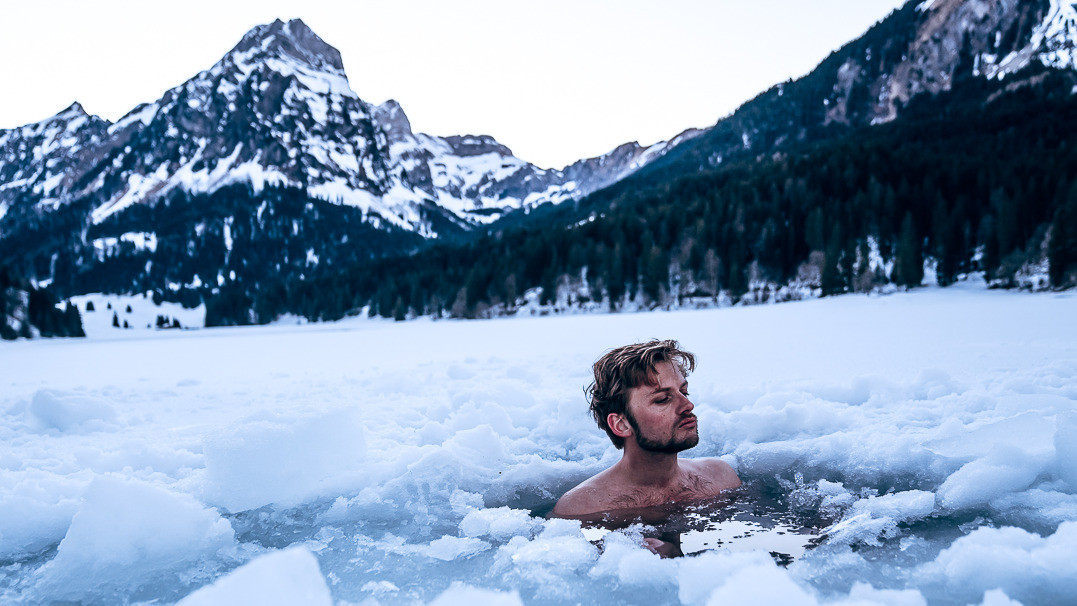 Image 3 of 12 - Experience the Wim Hof Method to get an impression of  at