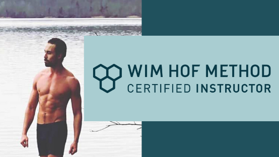 dan jacobs certified wim hof method instructor