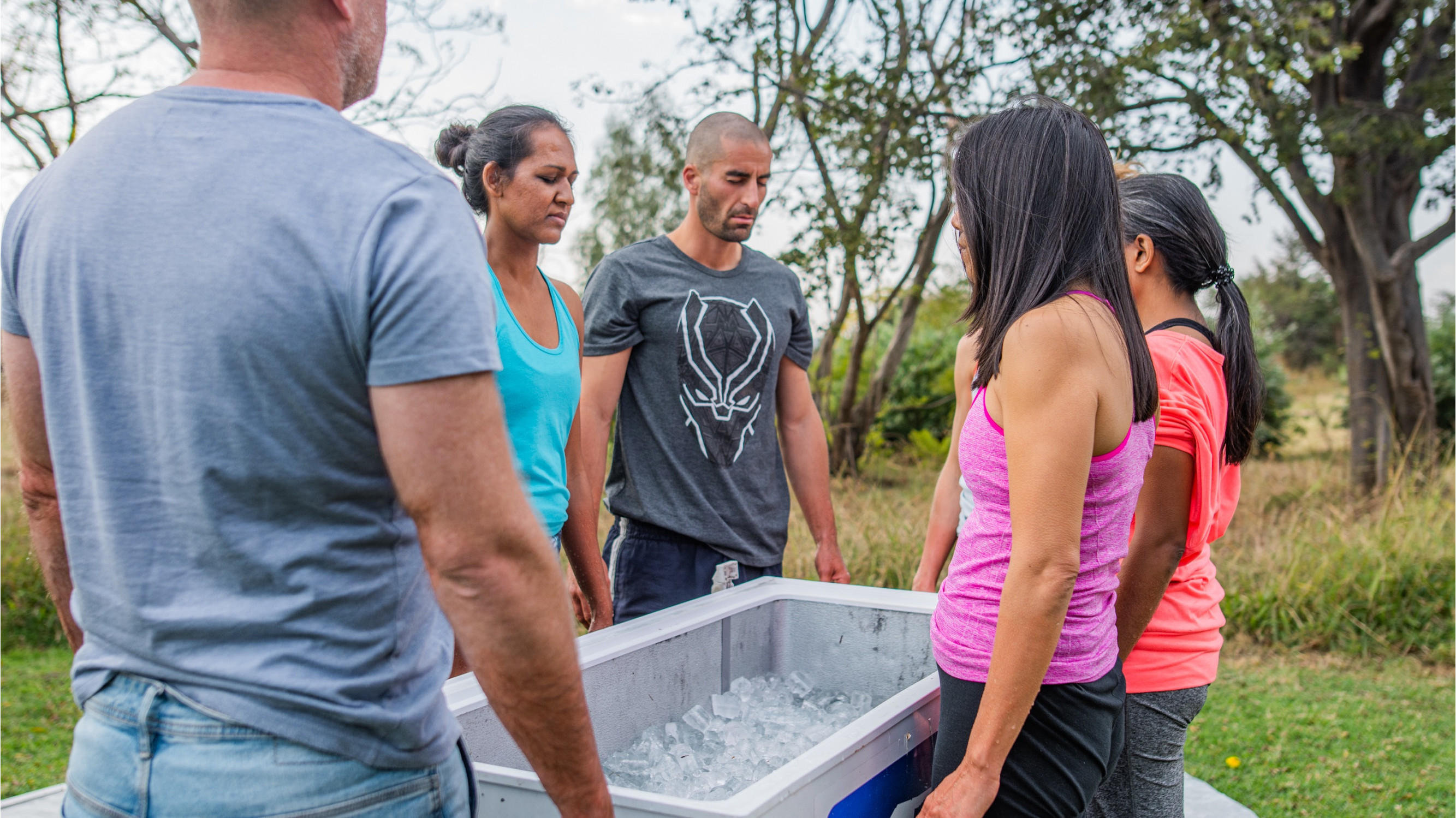 Image 16 of 17 - Experience the Wim Hof Method to get an impression of  at