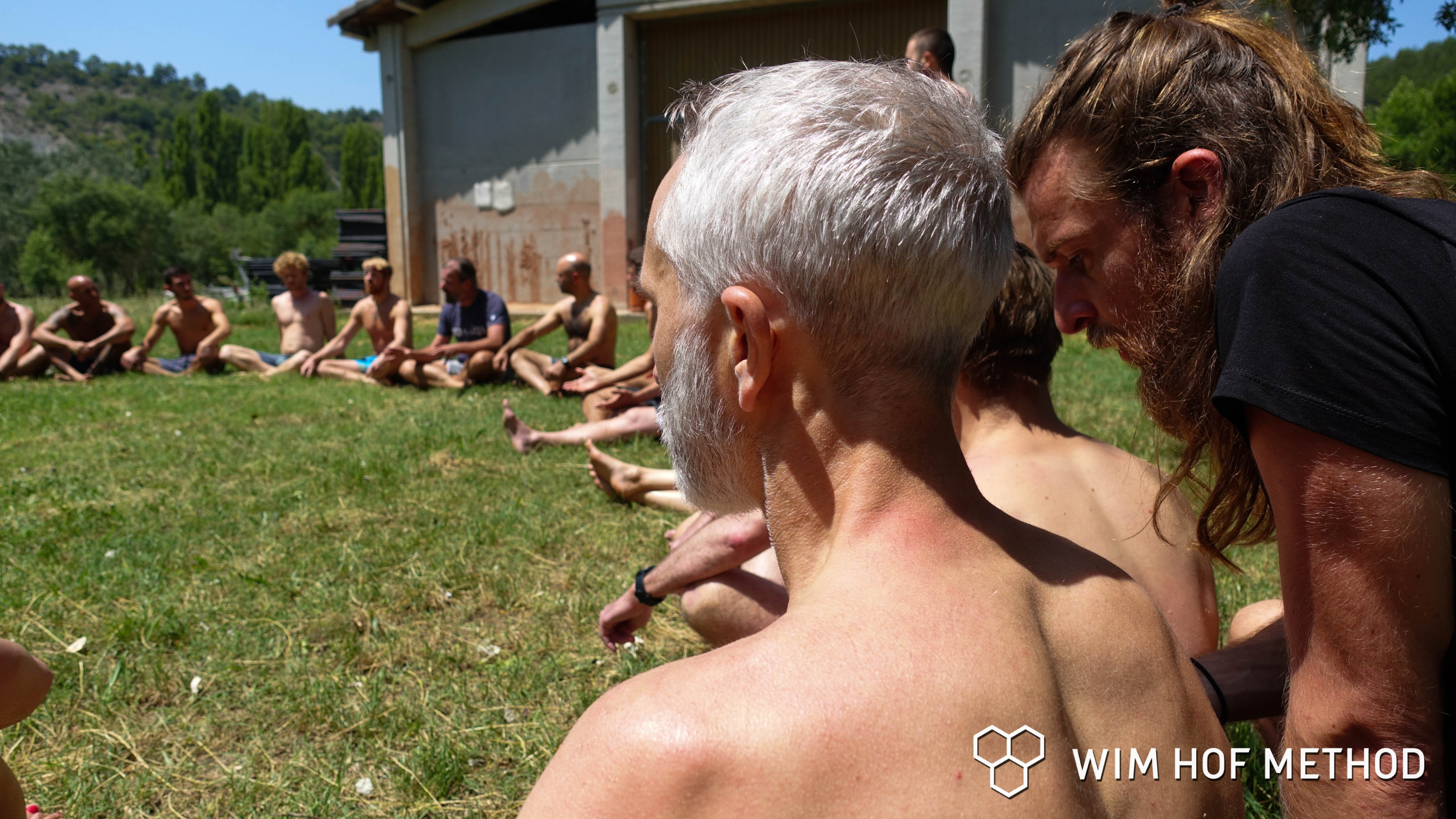 Image 15 of 18 - Experience the Wim Hof Method to get an impression of  at