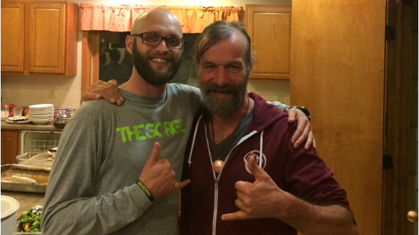 Image 8 of 8 - Experience the Wim Hof Method to get an impression of  at