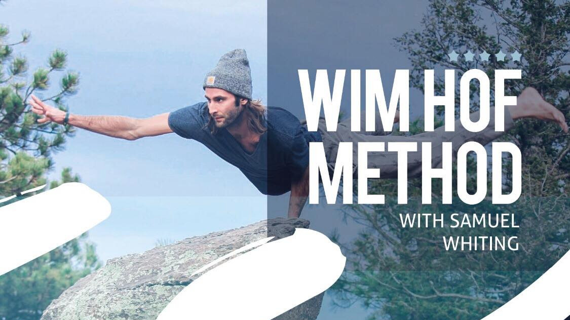 Image 2 of 4 - Experience the Wim Hof Method to get an impression of  at
