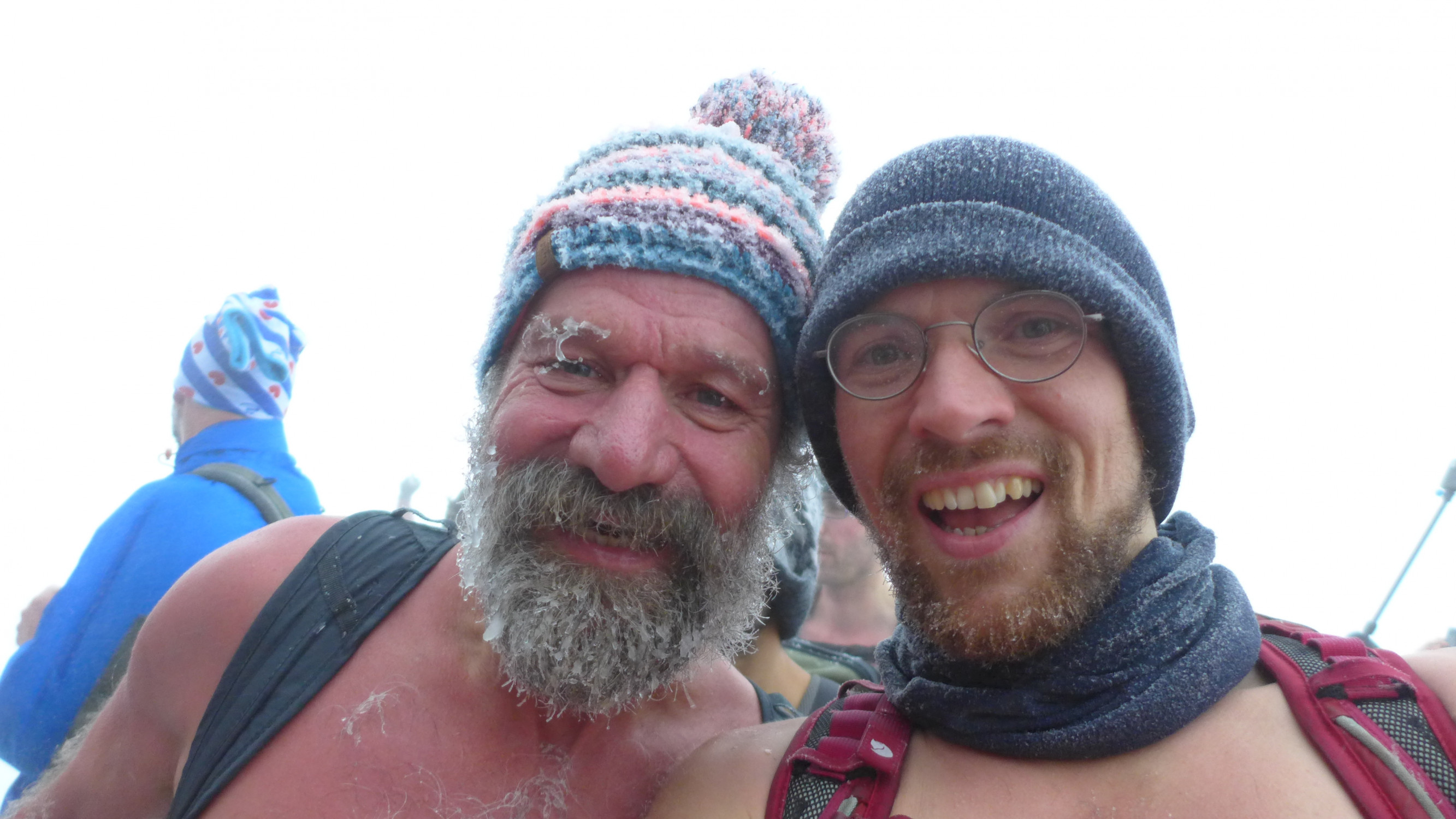 Image 3 of 4 - Experience the Wim Hof Method to get an impression of  at