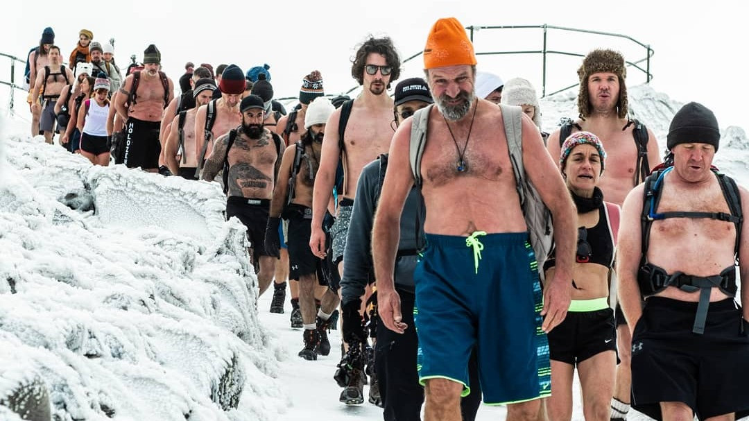 Image 5 of 9 - Experience the Wim Hof Method to get an impression of  at
