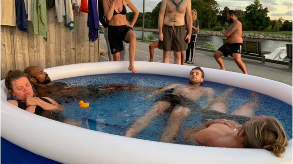 Image 8 of 17 - Experience the Wim Hof Method to get an impression of  at