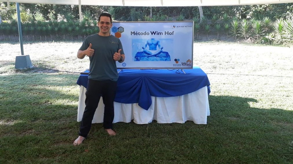 Image 6 of 9 - Experience the Wim Hof Method to get an impression of  at