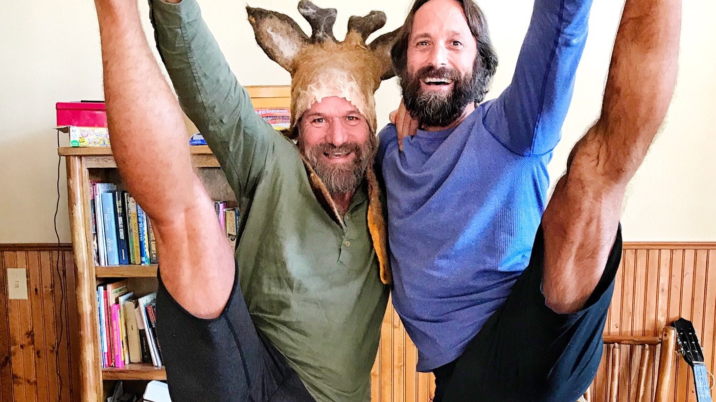 Image 1 of 6 - Experience the Wim Hof Method to get an impression of  at