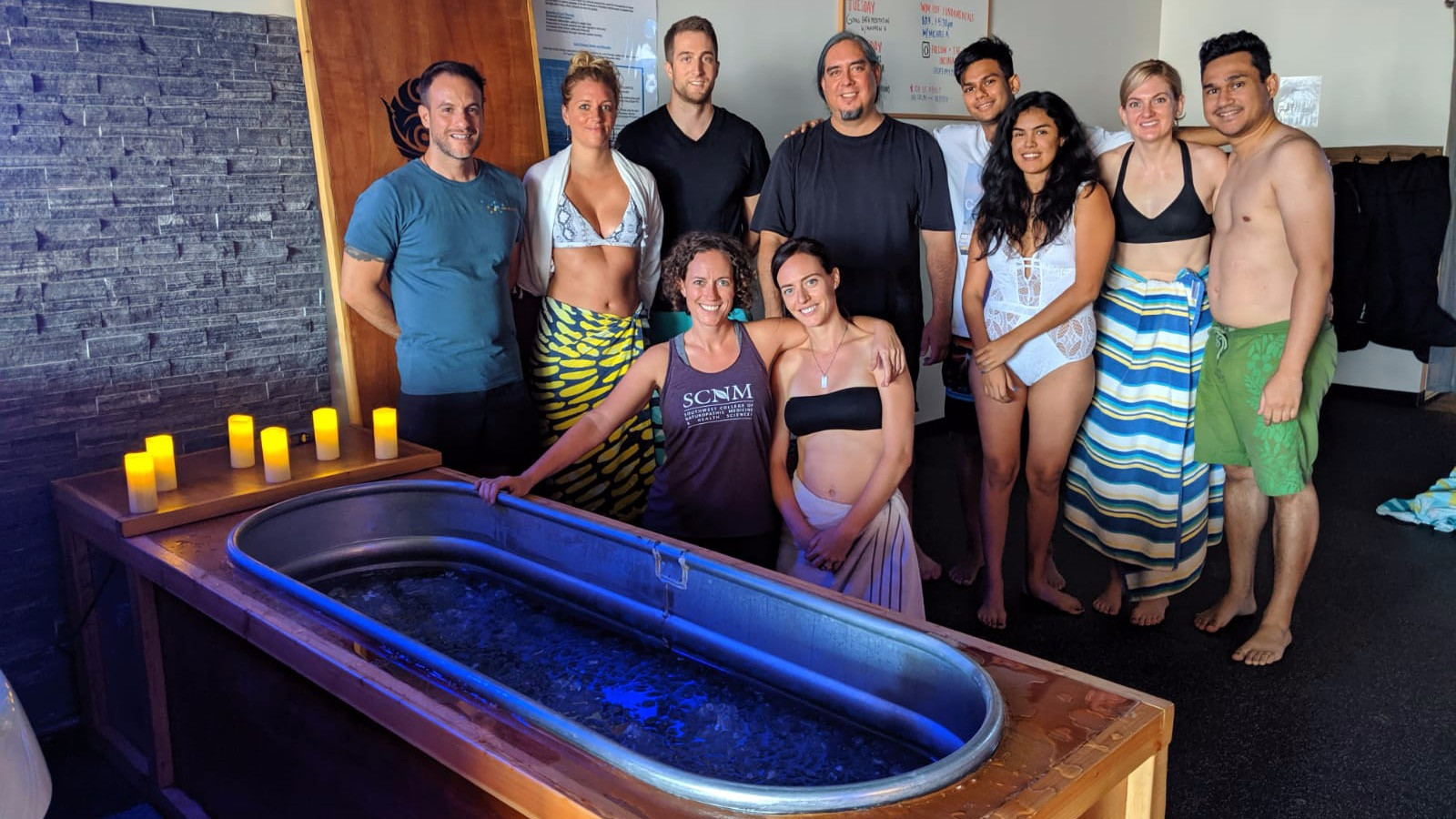 Image 1 of 11 - Experience the Wim Hof Method to get an impression of  at