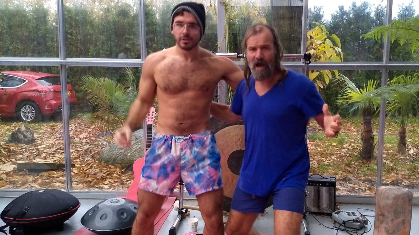 Image 5 of 6 - Experience the Wim Hof Method to get an impression of  at
