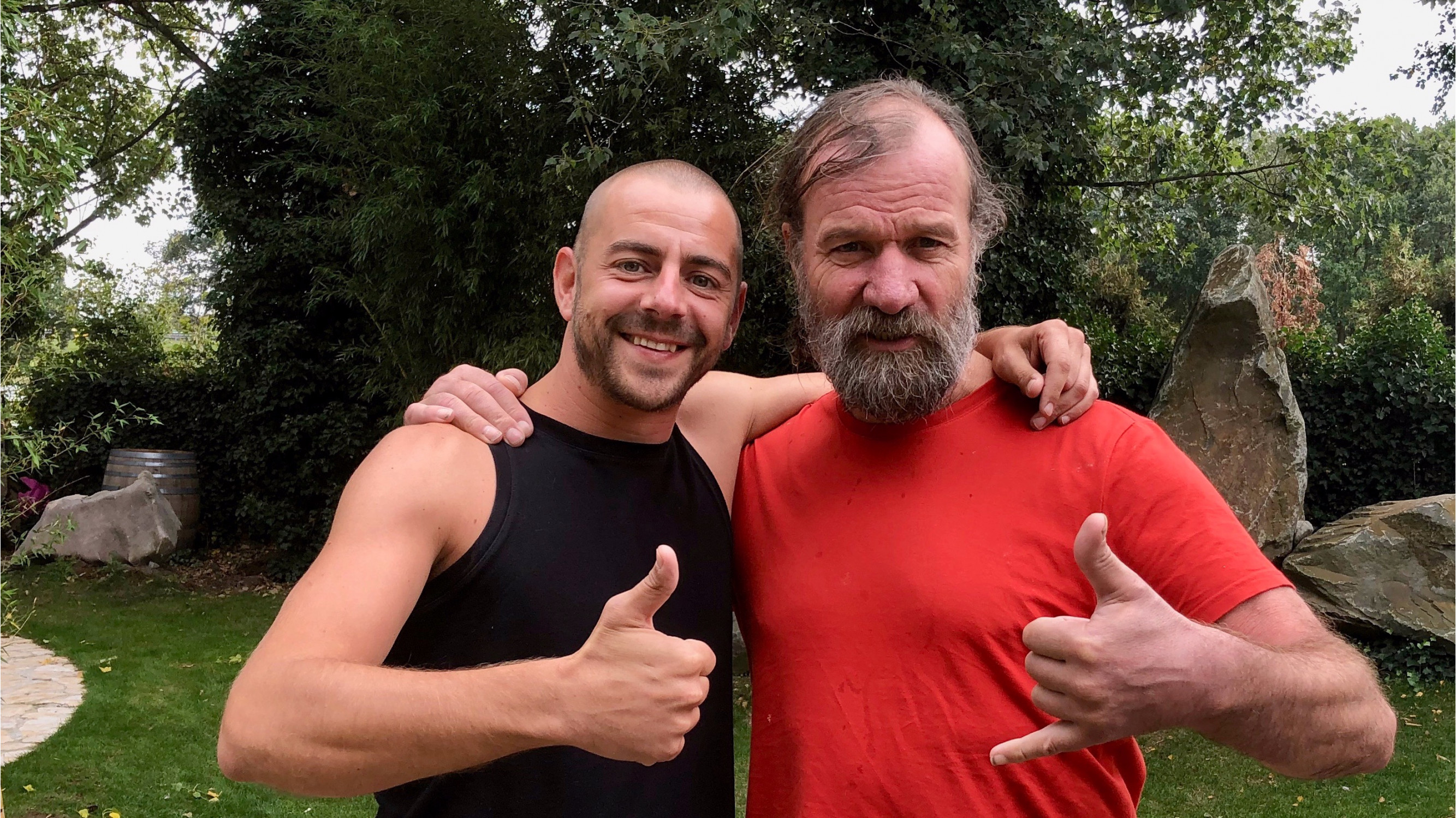 Image 16 of 27 - Experience the Wim Hof Method to get an impression of  at