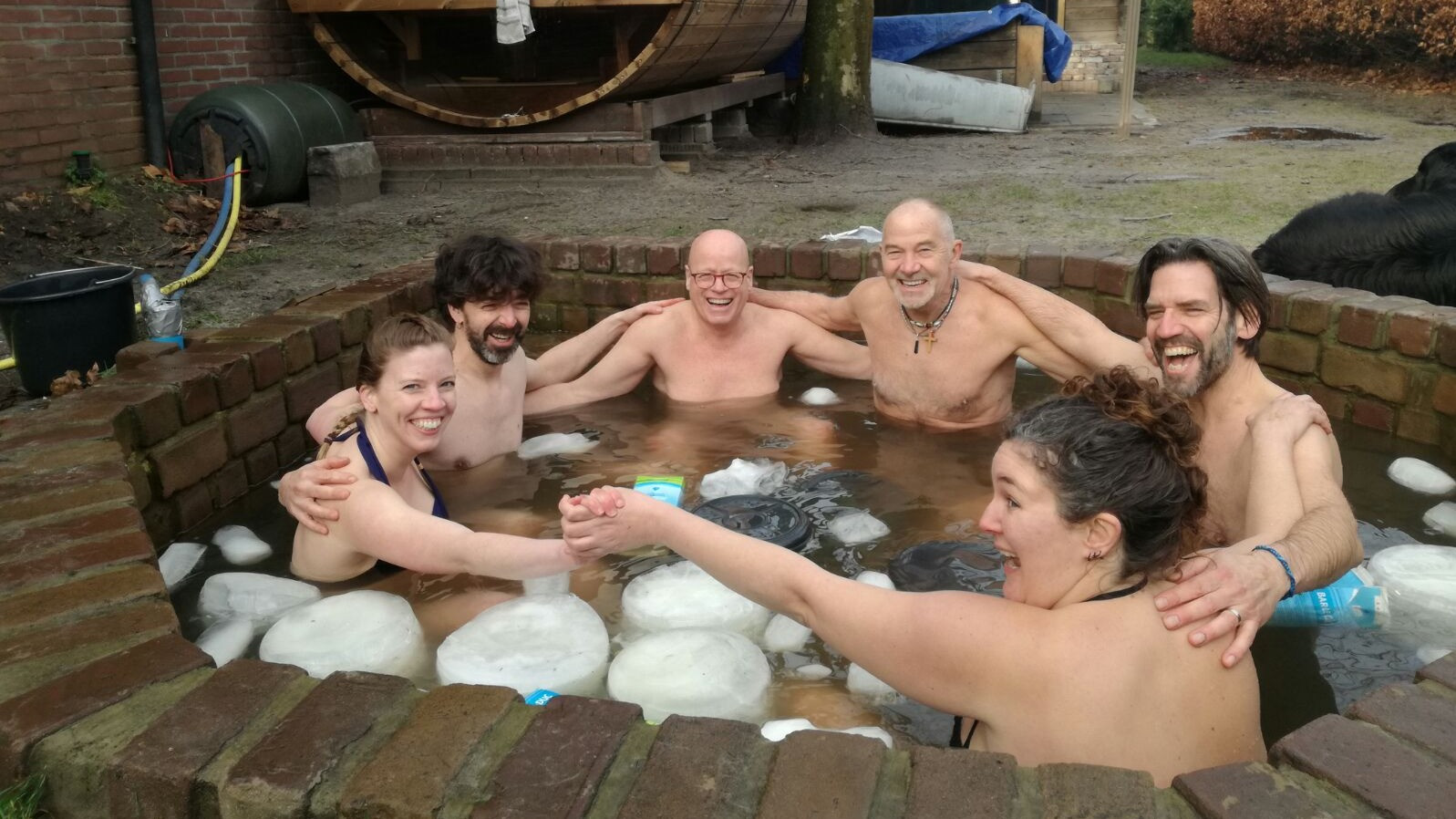 Image 12 of 25 - Experience the Wim Hof Method to get an impression of  at