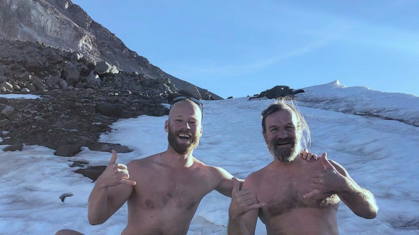 Image 1 of 20 - Experience the Wim Hof Method to get an impression of  at