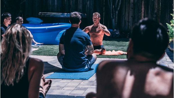 Image 4 of 15 - Experience the Wim Hof Method to get an impression of  at