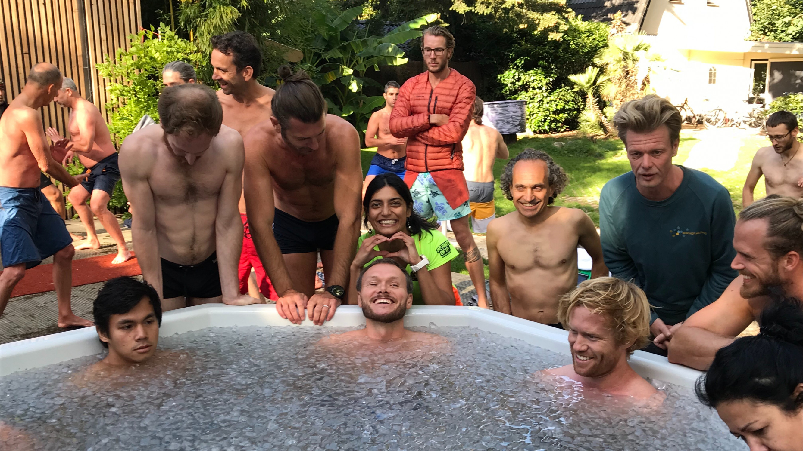 Image 15 of 27 - Experience the Wim Hof Method to get an impression of  at