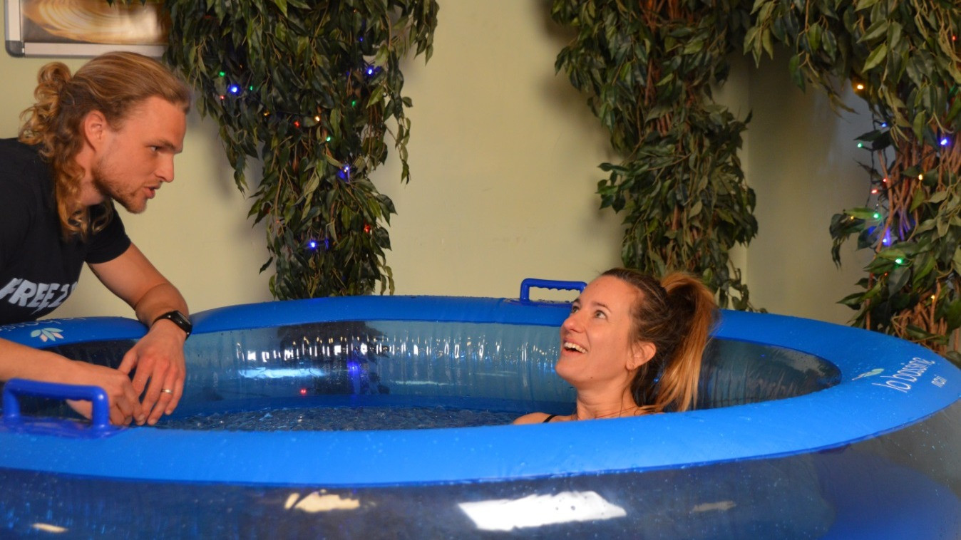 Image 7 of 7 - Experience the Wim Hof Method to get an impression of  at