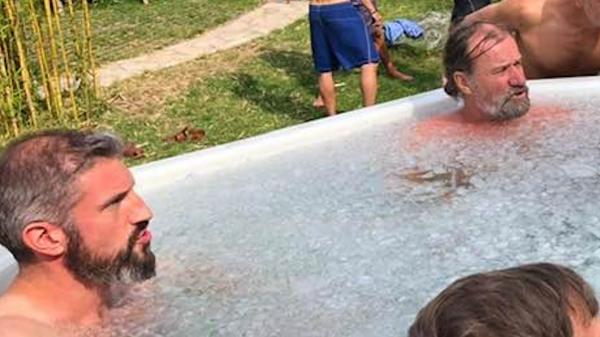 Image 2 of 5 - Experience the Wim Hof Method to get an impression of  at