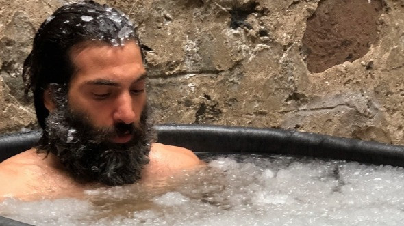 Image 1 of 9 - Experience the Wim Hof Method to get an impression of  at