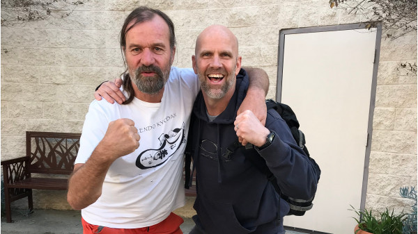 Image 5 of 8 - Experience the Wim Hof Method to get an impression of  at