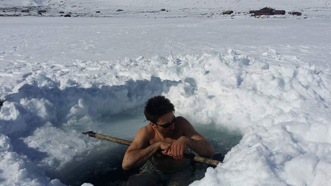Image 6 of 17 - Experience the Wim Hof Method to get an impression of  at