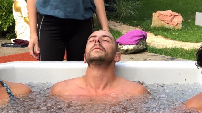 Image 17 of 27 - Experience the Wim Hof Method to get an impression of  at