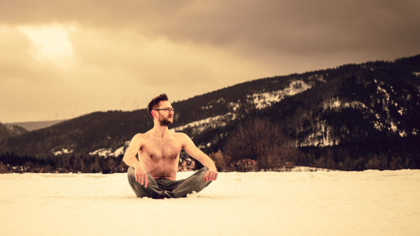 Image 1 of 4 - Experience the Wim Hof Method to get an impression of  at