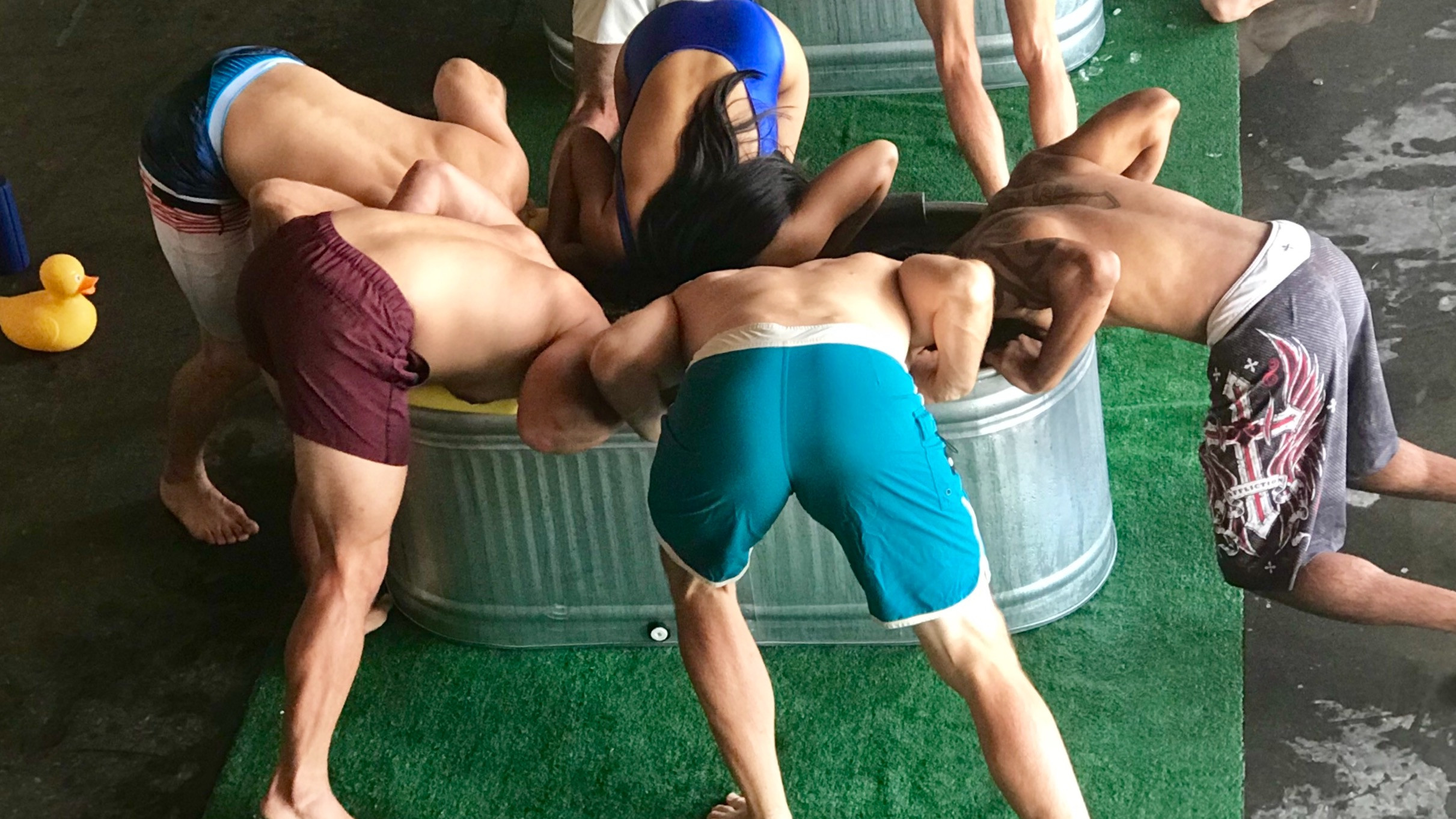 Image 3 of 6 - Experience the Wim Hof Method to get an impression of  at