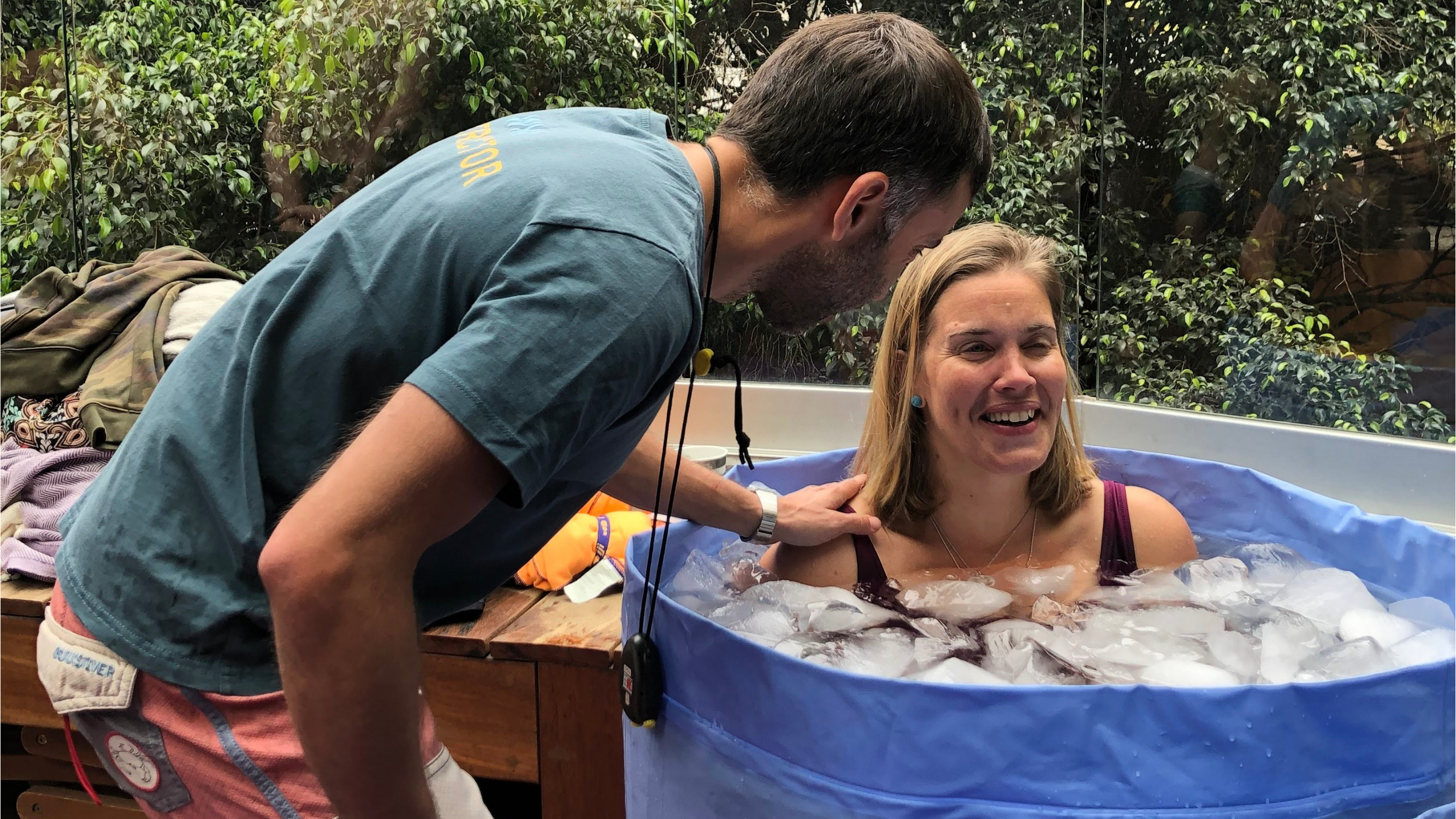 Image 2 of 7 - Experience the Wim Hof Method to get an impression of  at