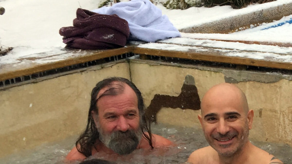 Image 2 of 19 - Experience the Wim Hof Method to get an impression of  at