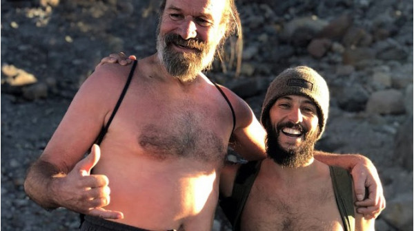 Image 8 of 11 - Experience the Wim Hof Method to get an impression of  at