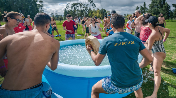 Image 8 of 10 - Experience the Wim Hof Method to get an impression of  at