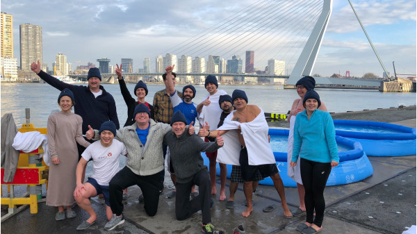 Image 2 of 2 - Experience the Wim Hof Method to get an impression of  at