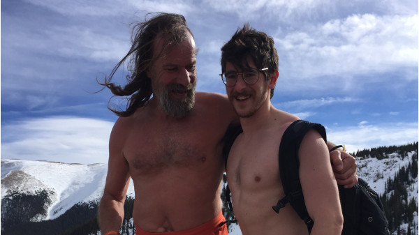 Image 3 of 3 - Experience the Wim Hof Method to get an impression of  at