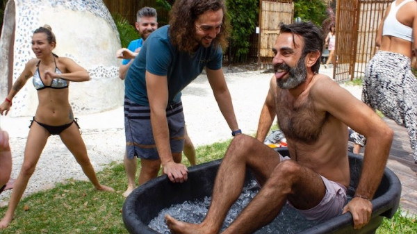 Image 5 of 14 - Experience the Wim Hof Method to get an impression of  at