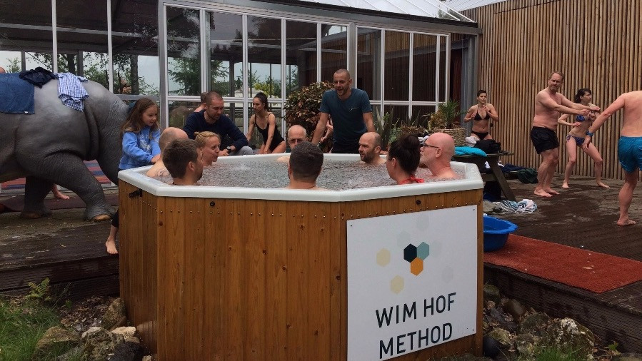 Image 4 of 27 - Experience the Wim Hof Method to get an impression of  at