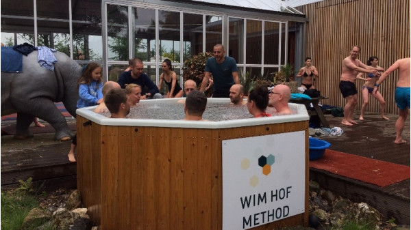 Image 6 of 31 - Experience the Wim Hof Method to get an impression of  at