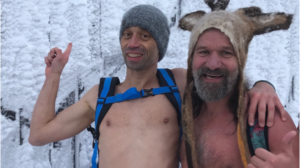 Image 3 of 17 - Experience the Wim Hof Method to get an impression of  at