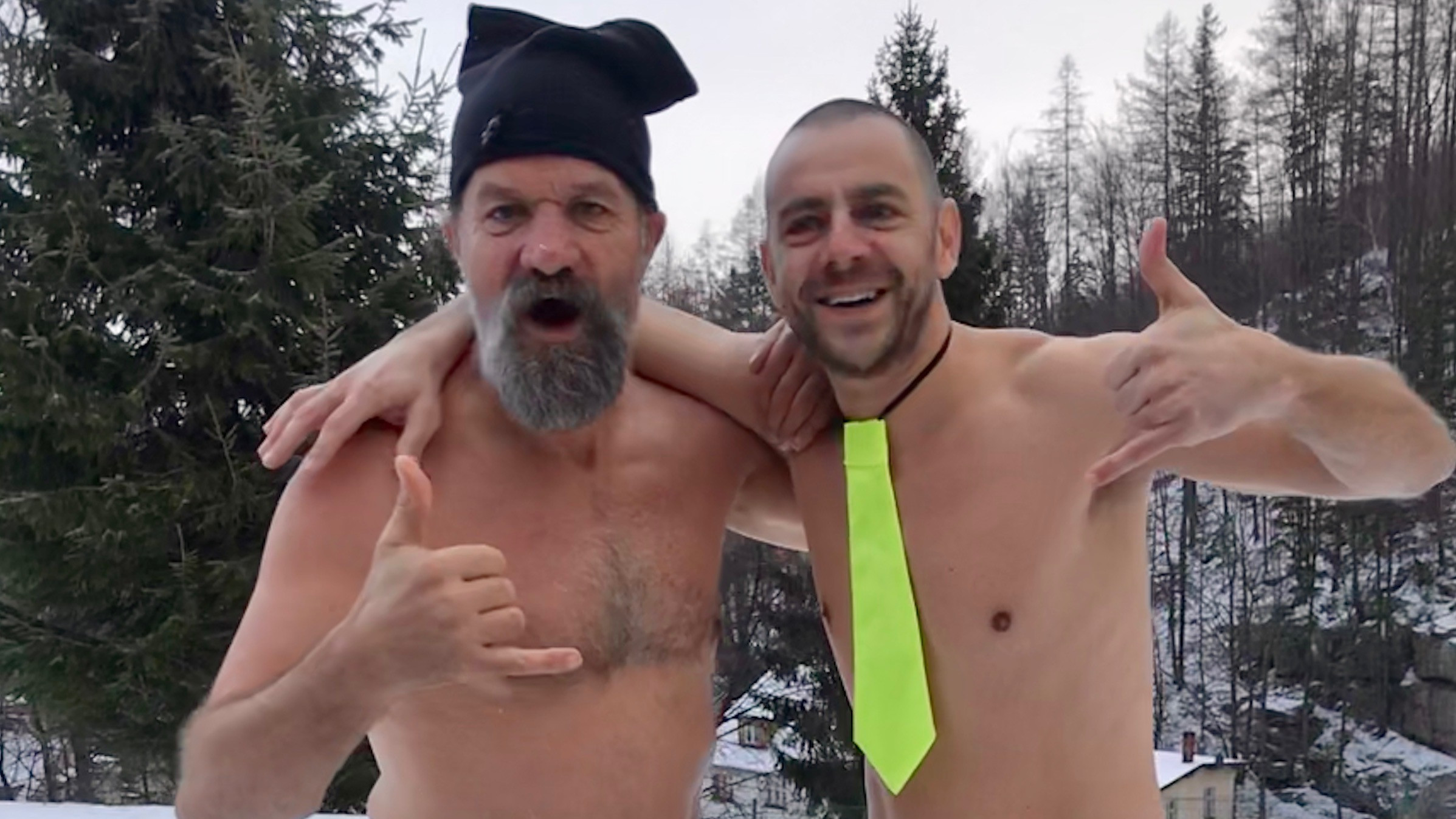 Image 25 of 27 - Experience the Wim Hof Method to get an impression of  at