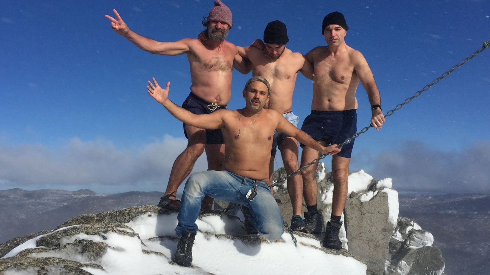 Image 2 of 18 - Experience the Wim Hof Method to get an impression of  at