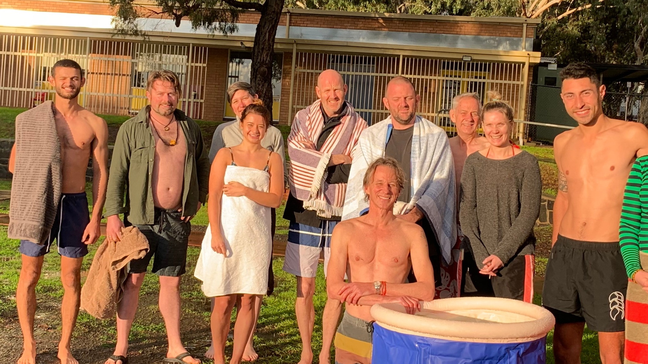 Image 7 of 13 - Experience the Wim Hof Method to get an impression of  at
