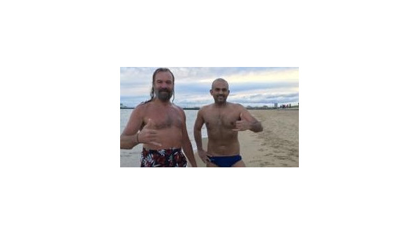 Image 5 of 18 - Experience the Wim Hof Method to get an impression of  at